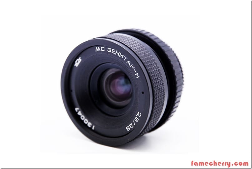 In Malaysia Now : Zenitar 28mm f2 8 Wide Angle Russian Lens ( Carl