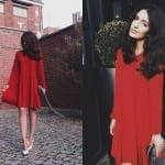 Fashionista NOW: Heart-Thumping Red Dresses For Christmas Fashion Inspiration