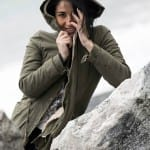 Fashionista NOW: Earthy Green Parka Coats Fashion Inspiration