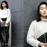 Fashionista NOW: 5 Edgy Ways To Style Knit Sweaters Fashion Inspiration