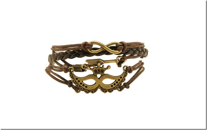 mask-arrow-friendship-bracelet