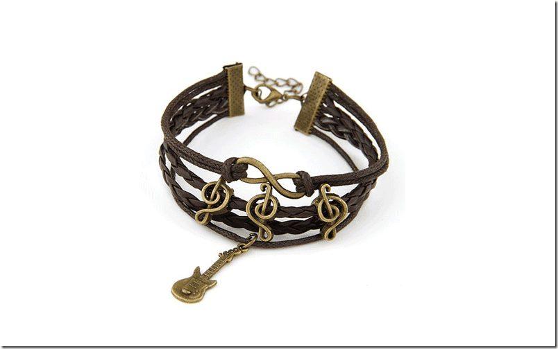 music-guitar-charm-bracelet