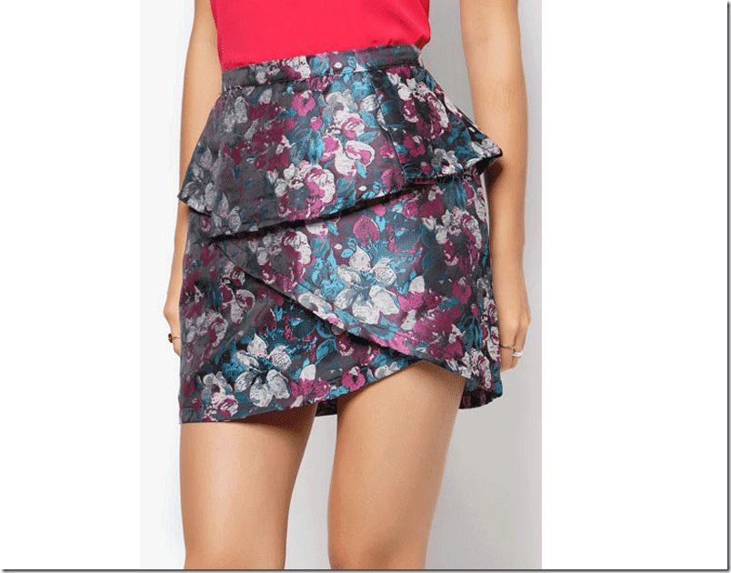 floral-origami-skirt