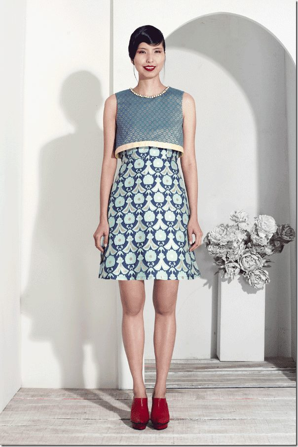 layered-dress-embellished-neckline