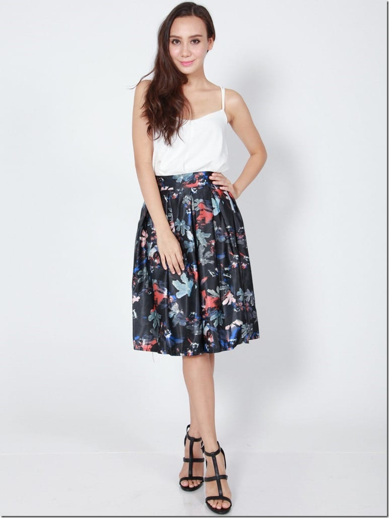 neoprene-abstract-midi-skirt
