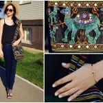 Fashionista NOW: 7 Evil Eye Deflecting Hamsa Hand Jewelry Fashion Inspiration