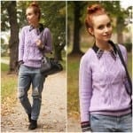 Fashionista NOW: 10 Pretty Ways To Wear Lilac Fashion Inspiration