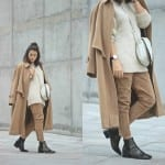 Fashionista NOW: 10 Stylish Ways To Wear Long Coats Fashion Inspiration