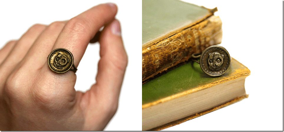 antique-button-owl-ring