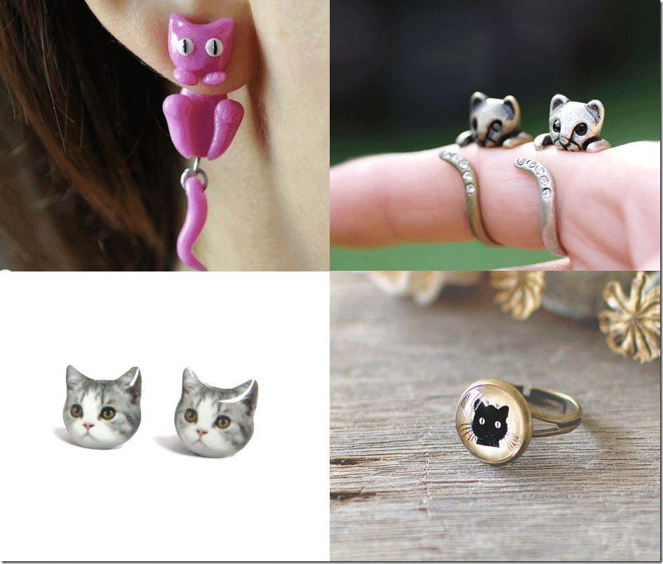 Heart-Melting Cat Bling Bling Fashion Inspiration