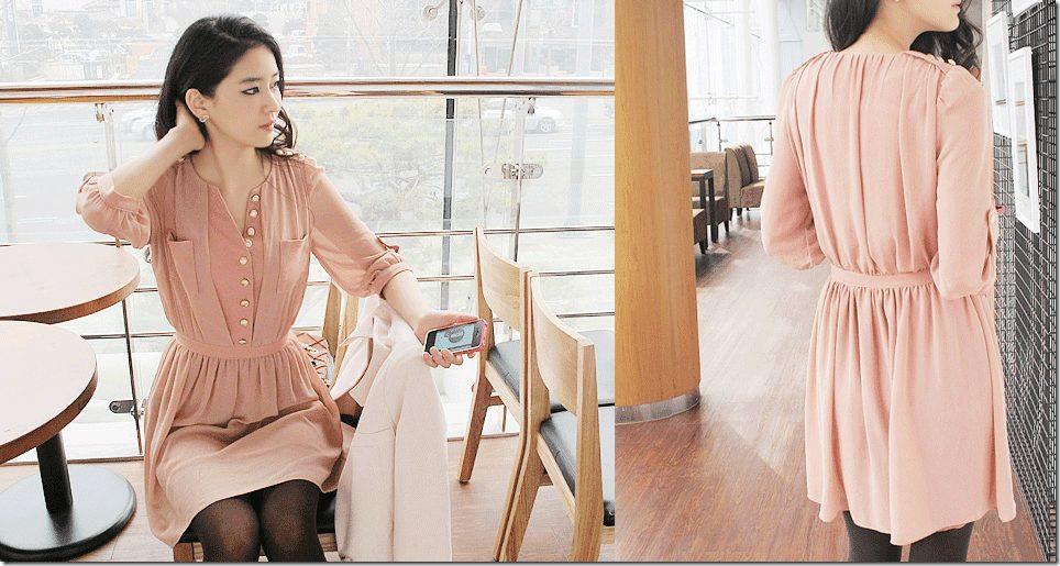 chiffon-pink-dress