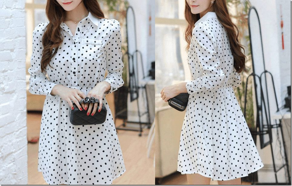 collared-polka-dot-dress