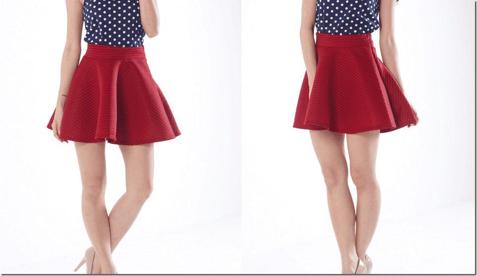 duo-mini-skater-skirt
