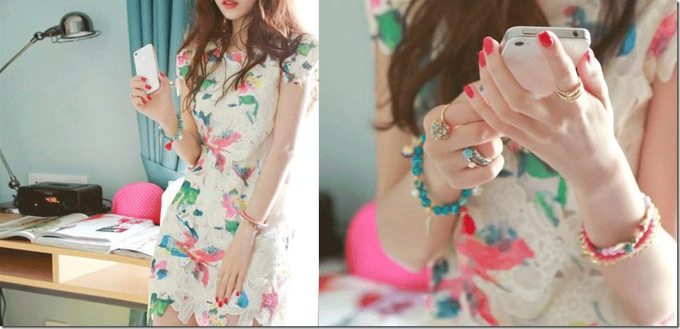 floral-embroidered-chiffon-dress