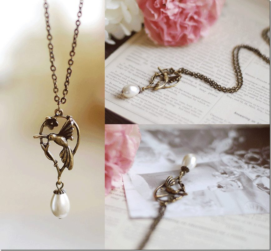 hummingbird-antique-necklace