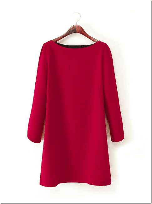 long-sleeve-red-dress