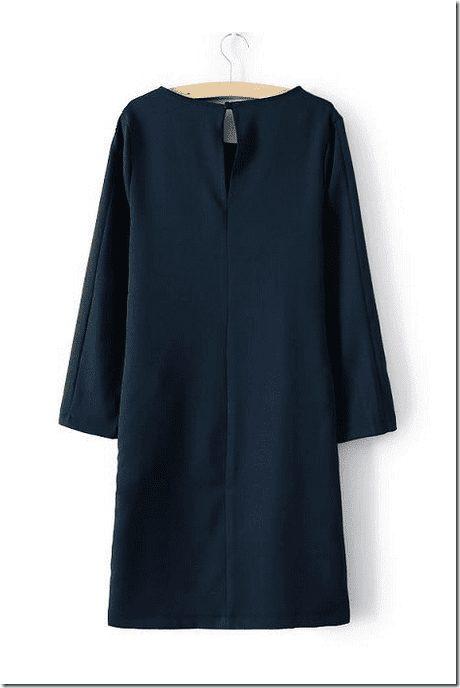 long-sleeve-shift-dress