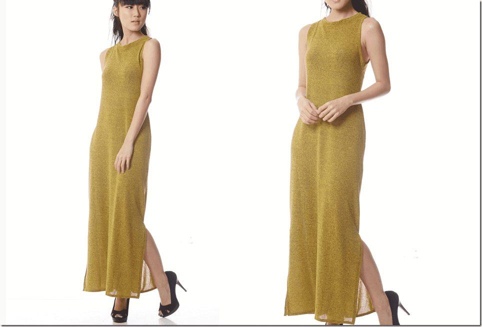 mustard-jersey-knit-dress