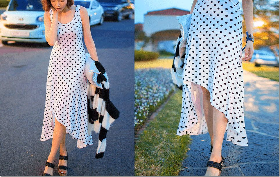 polka-dot-asymmetrical-dress