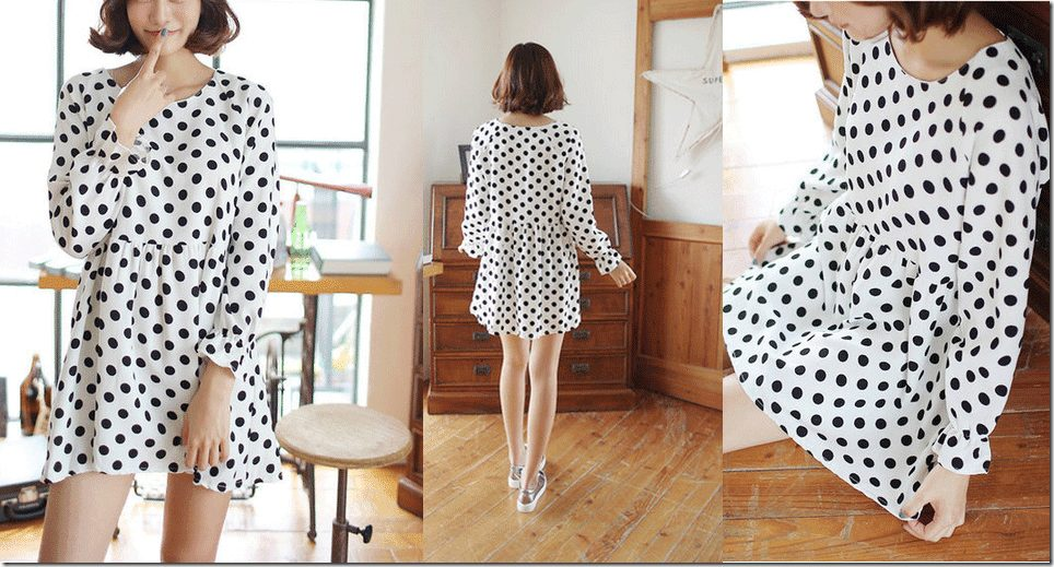 polka-dot-tunic-dress