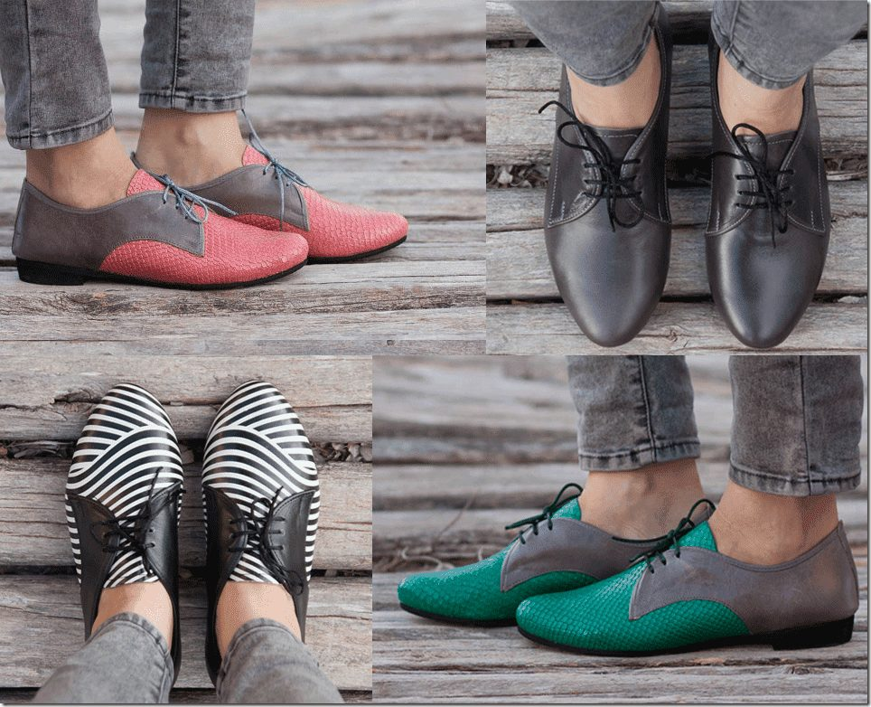 7 Must-Have Statement Leather Oxford Shoes Fashion Inspiration