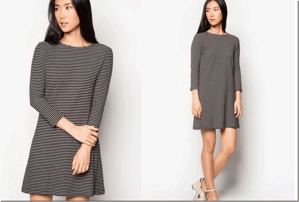 striped-cotton-long-sleeve-dress