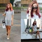Fashionista NOW: How To Wear The Drop Waist Dress Fashion Inspiration