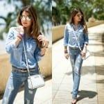 Fashionista NOW: How To Wear Denim On Denim Fashion Inspiration