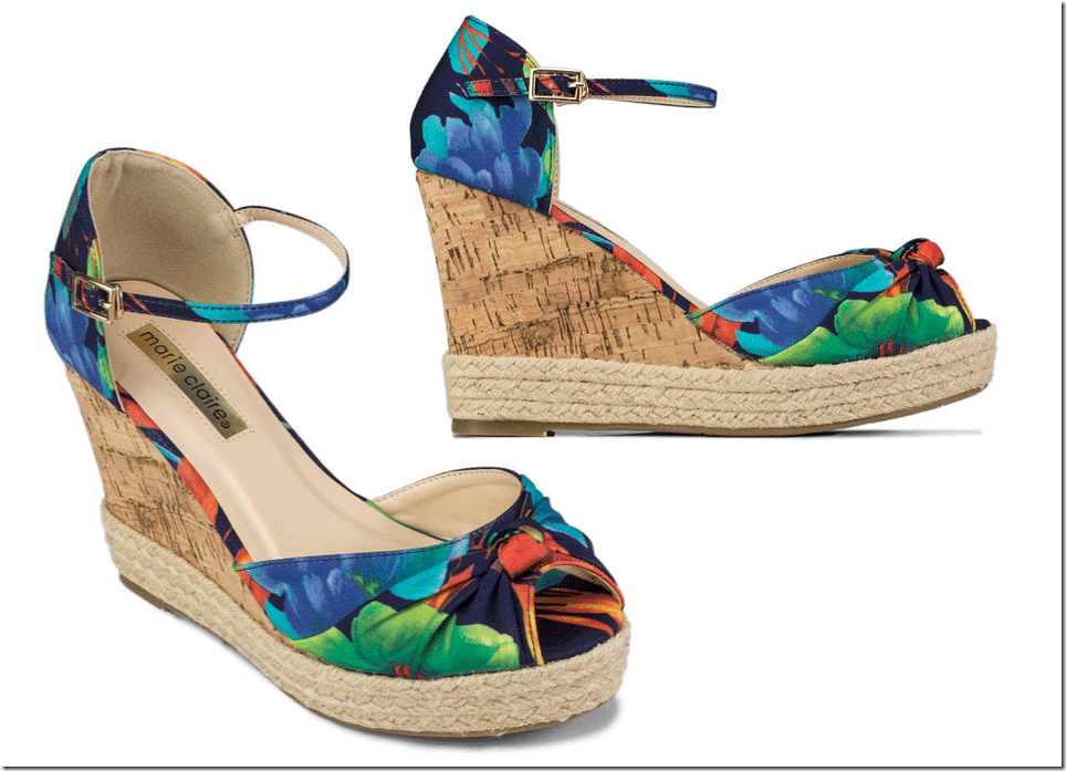 abstract-floral-print-peep-toe-wedges