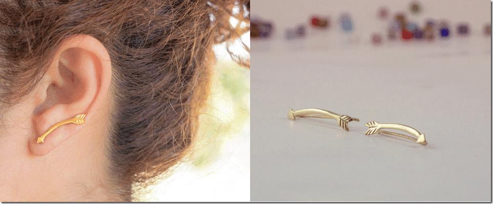 gold-arrow-ear-pins