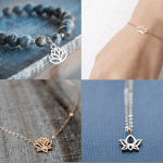 Fashionista NOW: Sacred Lotus Blossom Jewelry Fashion Inspiration
