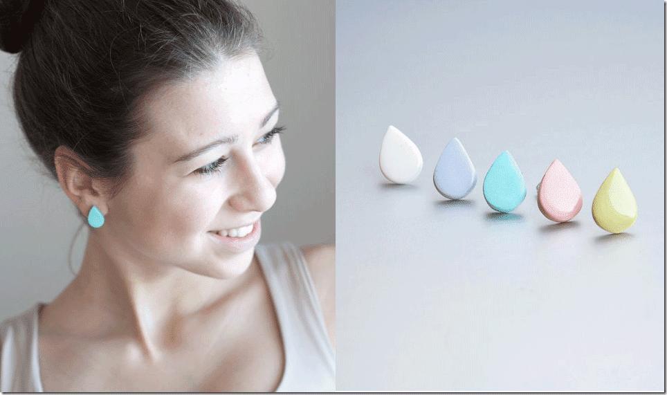 pastel-teardrop-stud-earrings