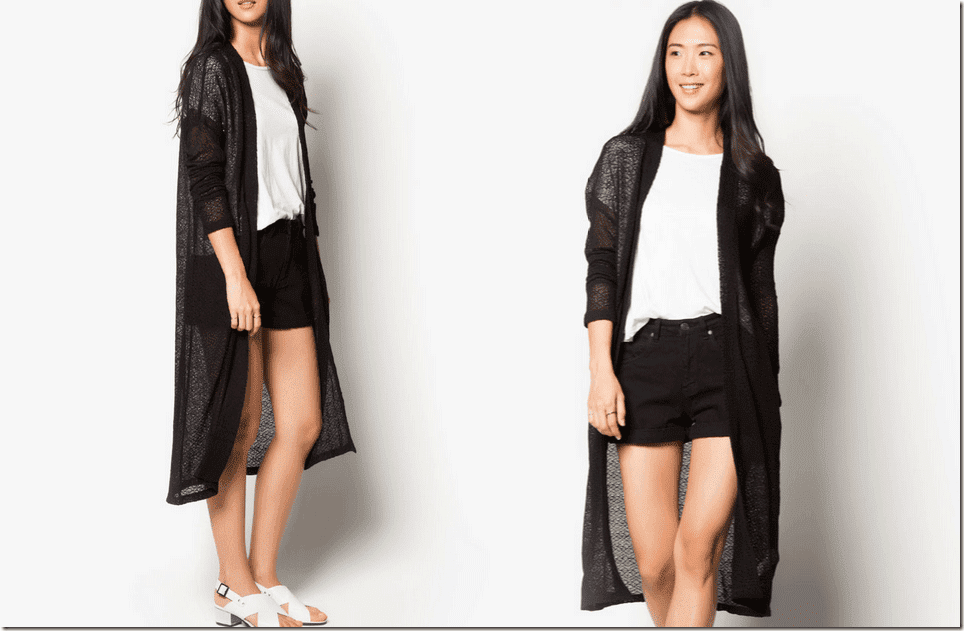 7 Summer-Friendly Long Cardigans Fashion Inspiration