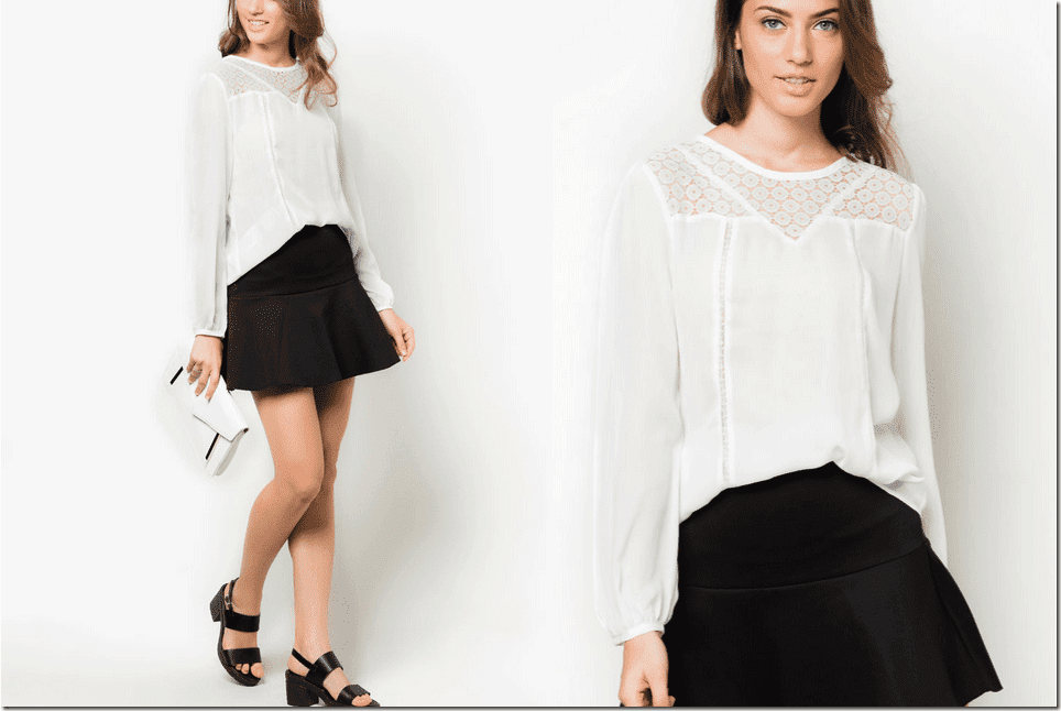 sheer-white-lace-panel-sleeve-top