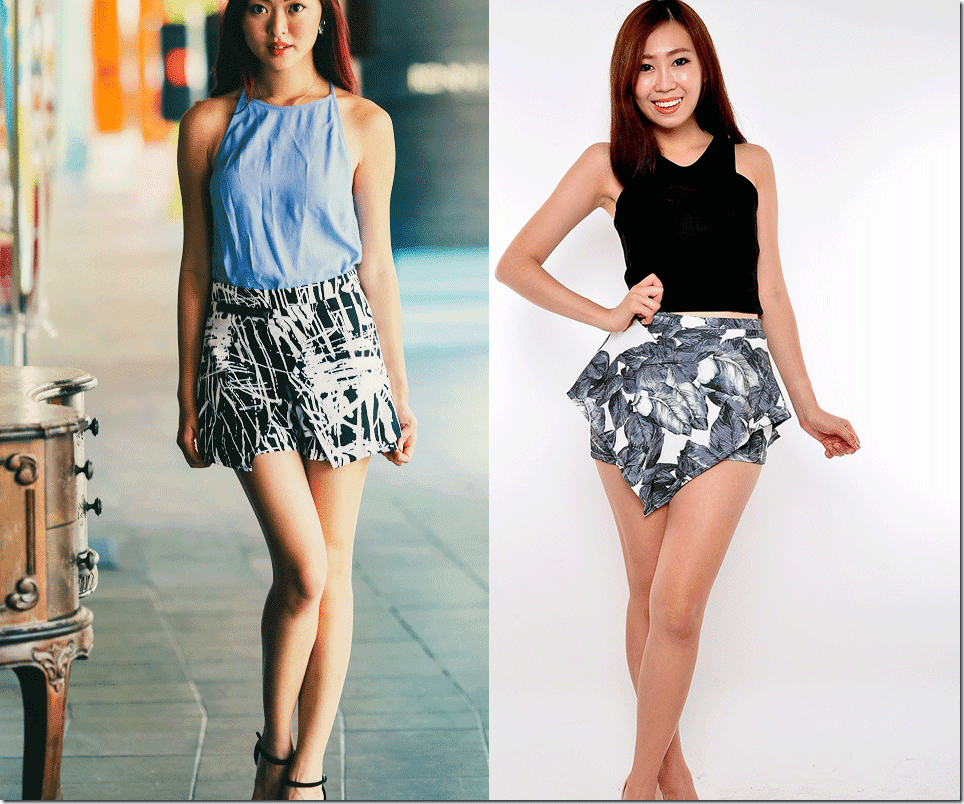 10 Pretty Skort Styles To Wear This Summer Fashion Inspiration