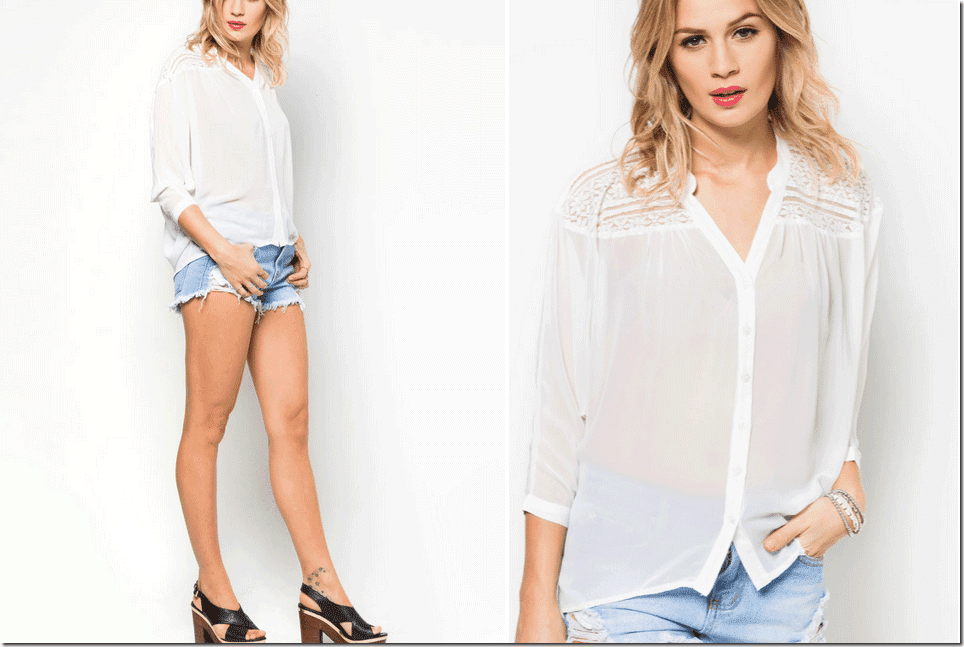 white-lace-batwing-button-down-top