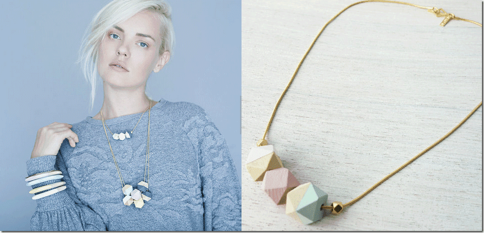 wooden-pastel-polygon-necklace