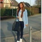 Fashionista NOW: 10 Ways To Wear Baby Blue Fashion Inspiration