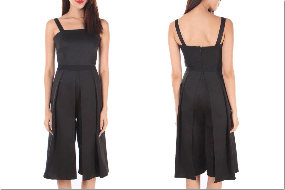 black-bandeau-culotte-jumpsuit