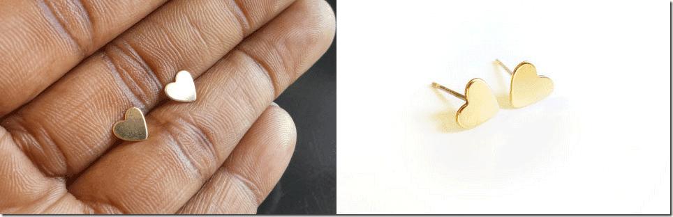 brass-gold-heart-shaped-earrings