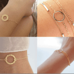Fashionista NOW: Karma Circle Bracelets Fashion Inspiration