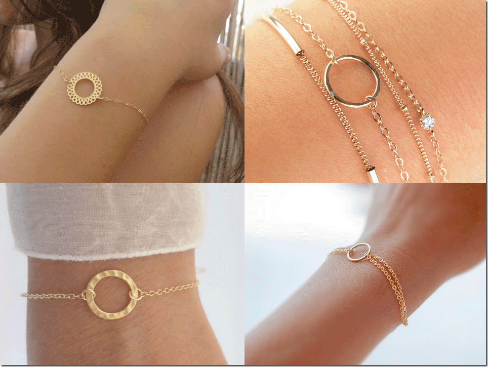 Karma Circle Bracelets Fashion Inspiration