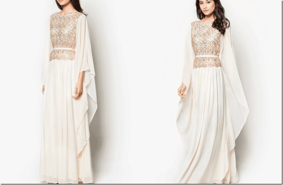 cream-embellished-kaftan-dress