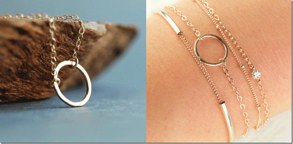 delicate-gold-eternity-circle-bracelet