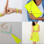 Fashionista NOW: Fluorescent Yellow Fashion Inspiration