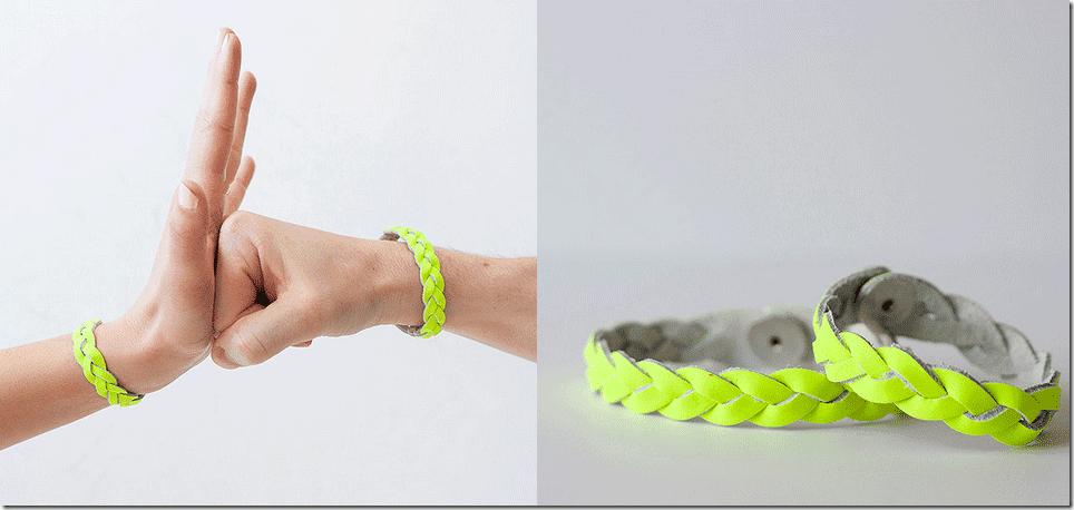 neon-yellow-besties-leather-bracelet-set
