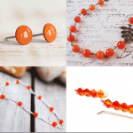 Fashionista NOW: 7 Cadmium Orange Inspired Jewelry Fashion Inspiration