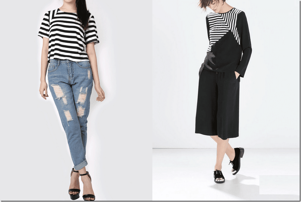 7 Striped Top Styles To Wear Fashion Inspiration