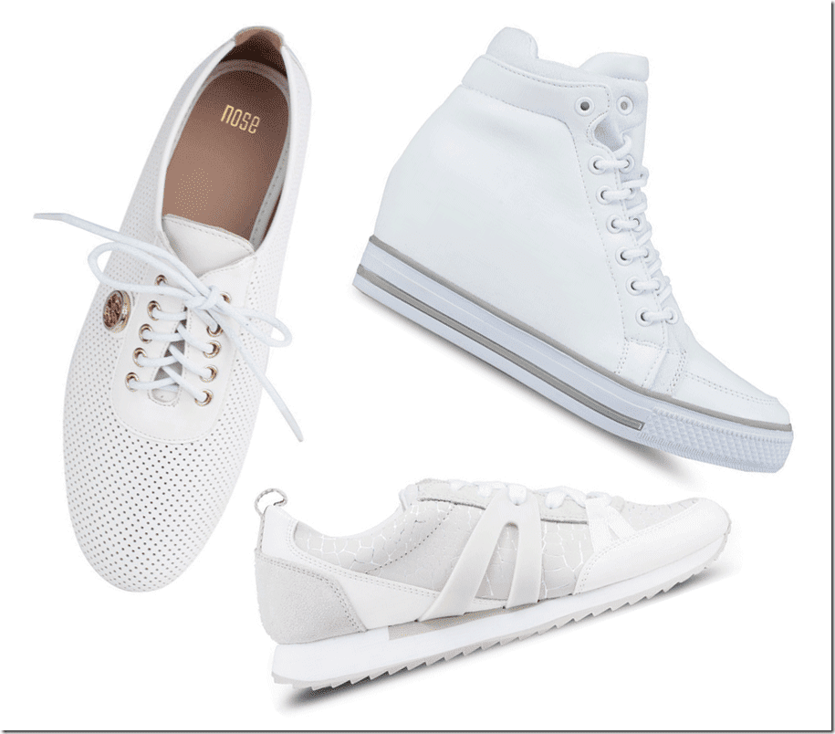 7 White Sneakers Fashion Inspiration