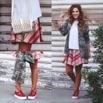 Fashionista NOW: 7 Ways To Make A Military Camo Statement Fashion Inspiration
